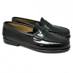 Sea & City City Leather Sole Black