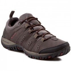 Columbia Men's Wooburn II Waterproof Brown