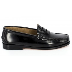 Sea & City City Leather Sole Black