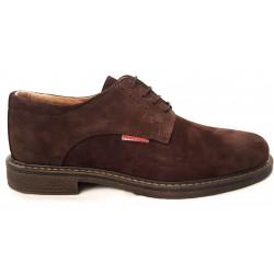Desert Shoe Brown Suede