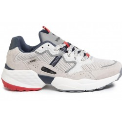 Wranler Iconic 90 Sm WM01101A 652 White/Navy/Red