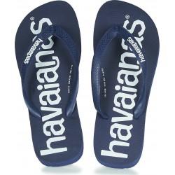 Havaianas Brasil Top Logomania 4144264 0555 Navy/Blue