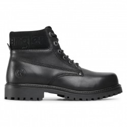 Wrangler Arch Boot Black WM02020A W0062