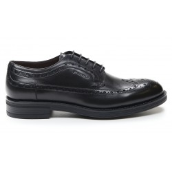 Stonefly Carnaby 8 Calf Leather Black 214545 000