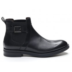 Stonefly Carnaby 9 Calf Leather Black 214548 000