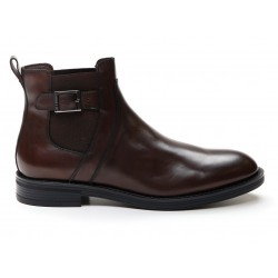 Stonefly Carnaby 9 Calf Leather Brown 214549 410